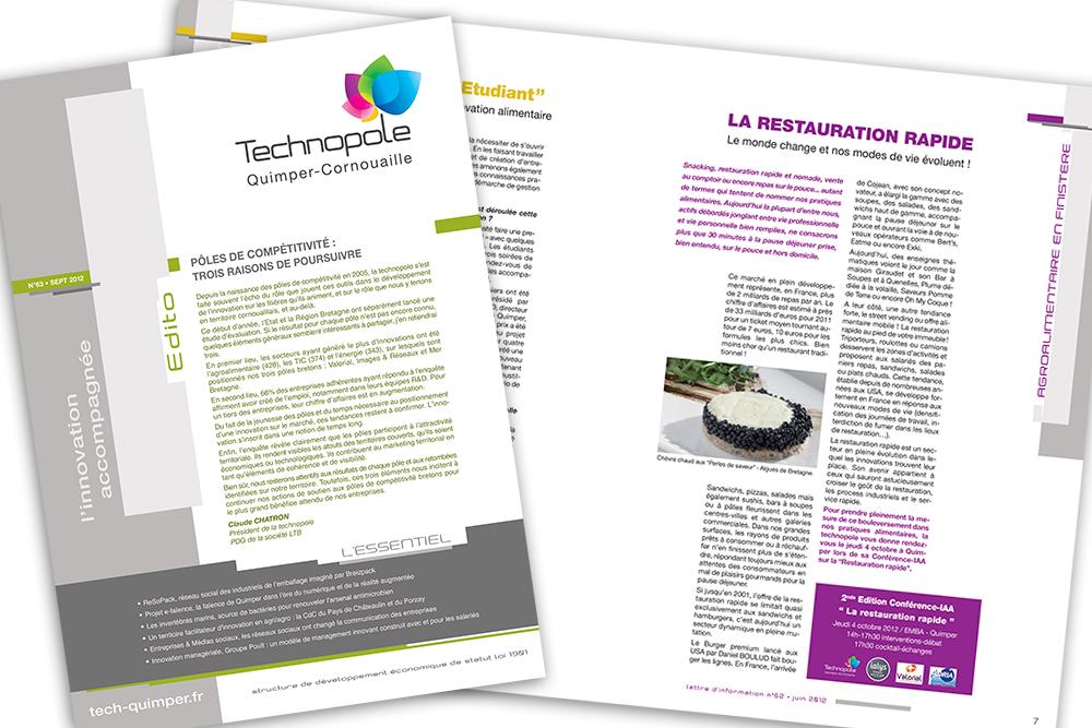 Technopole Quimper-Cornouaille